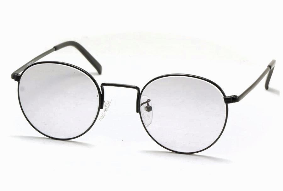 シュロン ロンストロング サングラス ブラック サイズ48 SHURON RONSTRONG Black Size48 (Black/Grey-Lens)