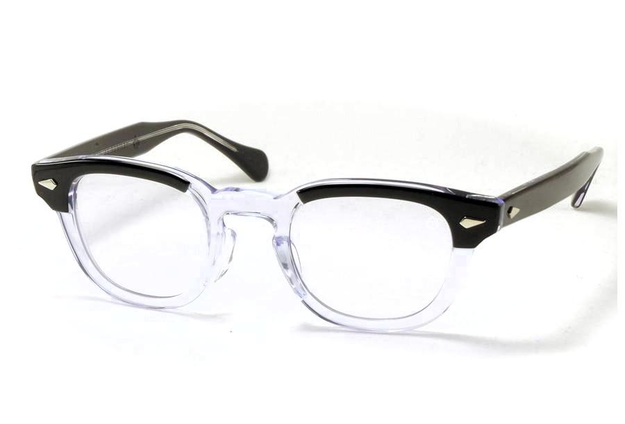 タート オプティカル アーネル クリア ブラック サイズ46 TART OPTICAL ARNEL Black C.B Size46 (ClearBlack/Blue-Lens)