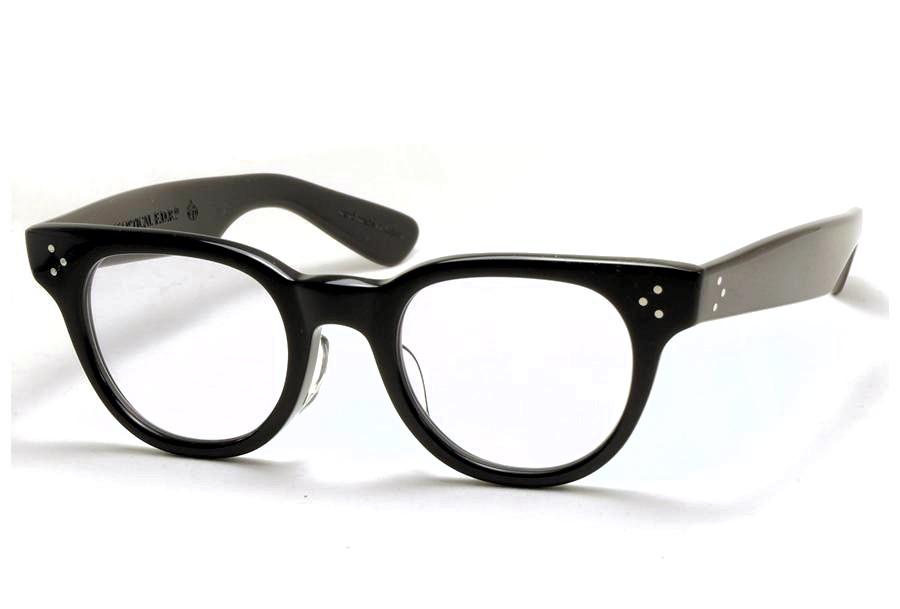 タート オプティカル エフディアール ブラック サイズ46 TART OPTICAL F.D.R. Black Size46 (Black/Blue-Lens)