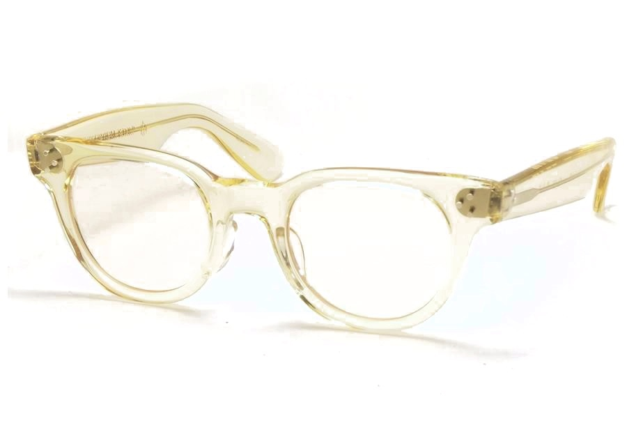 タート オプティカル エフディアール ベージュ クリア サイズ46 TART OPTICAL F.D.R. BEIGE Size46 (Beige/Brown-Lens)