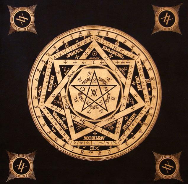 ルネの魔法陣クロス