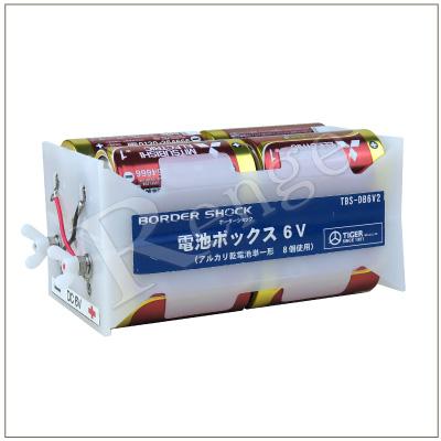 タイガー 電池ボックス6V