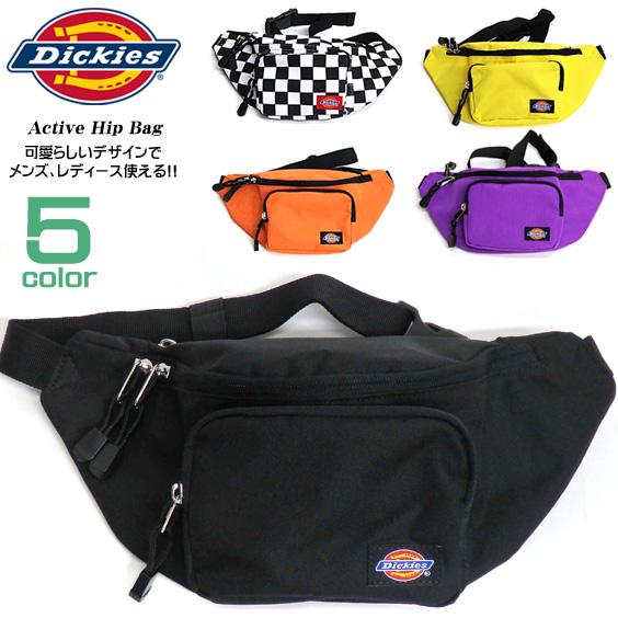 DICKIES ヒップバッグ ディッキーズ ウエストバッグ ショルダーバッグ ユニセックス 鞄 DICKIES-594