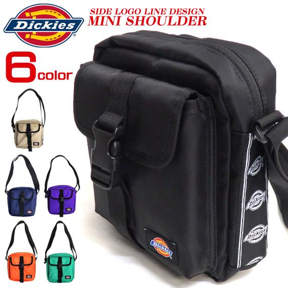 DICKIES ショルダーバッグ ロゴライン ミニショルダーバッグ ディッキーズ メンズ レディース DICKIES-597
