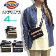 Dickies ショルダーバッグ ロゴラインテープ ショルダーポーチ ディッキーズ バッグ ロゴ カバン DICKIES-590