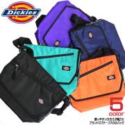 DICKIES メッセンジャーバッグ ディッキーズ ショルダーバッグ ロゴテープ カバン ユニセックス DICKIES-601