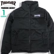 THRASHER ジャケット ロゴ刺繍 中綿ジャケット スラッシャー メンズ スラッシャーマガジン THRASHER-068