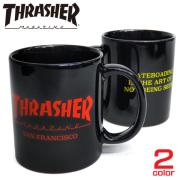 THRASHER マグカップ スラッシャ— 雑貨 MUGCAP スラッシャーマガジン THRASHER-1015