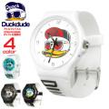 DUCK DUDE 腕時計 ダックデュード ペアウォッチ アヒル文字盤 メンズ ウォッチ レディース ウォッチ ACCE-038