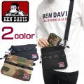 BEN DAVIS バッグ ベンデイビス サコッシュ ベンデービス ショルダーバッグ メンズ レディース BEN-1123