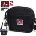 BEN DAVIS ショルダーバッグ メッシュポケット ベンデイビス バッグ メンズ カバン レディース 鞄 BEN-1283