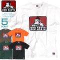 BEN DAVIS Tシャツ ベンデイビス 半袖Tシャツ ゴリラキャラ メンズ プリントTシャツ ベンデービス BEN-1325