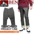 BEN DAVIS PROJECT LINE ベンデイビス デニム ロングパンツ デニムパンツ プロジェクトライン BEN-899