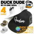 キャップ ダックデュード ベースボールキャップ duck dude 帽子 DUCK DUDE CAP-050