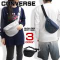 CONVERSE ボディバッグ コンバース ショルダーバッグ converse バッグ ロゴプリント CONVERSE-019