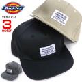 Dickies キャップ タグ ツイルキャップ ディッキーズ ベースボールキャップ dickies 帽子 DICKIES-584
