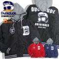 DUCK DUDE ジャケット アヒルプリント スタジャン ダックデュード ビーワンソウル メンズ アウター JBL-177