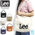 Lee ショルダーバッグ ロゴプリント バッグ リー バッグ LEE キャンバスショルダーバッグ 斜め掛けバッグ LEE-024