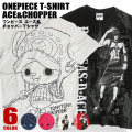 ONE PIECE Tシャツ ワンピース 半袖Tシャツ チョッパー プリント エース キャラクター ONEPIECE-035