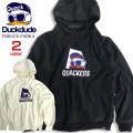 DUCK DUDE パーカー ダックデュード フリースパーカー メンズ トップス ロゴ 刺繍 ビーワンソウル PKL-317