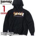 THRASHER パーカー フレームロゴ スウェットパーカー スラッシャー プルオーバーパーカー THRASHER-031