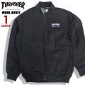 THRASHER ワークジャケット ツイル ジャケット メンズ スラッシャー ツイルジャケット THRASHER-066