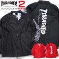 THRASHER ジャケット キースヘリング コーチジャケット キース・ヘリング コラボ スラッシャー THRASHER-076