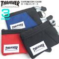THRASHER カードコインケース スラッシャー カードケース 小物 小銭入れ コインケース THRASHER-1027