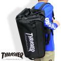 THRASHER ボストンバッグ 3WAYバッグ リュック バックパック ショルダーバッグ THRASHER-THRCD601