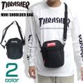 THRASHER ショルダーバッグ スラッシャー カバン メンズ ポーチ ミニバッグ THRASHER-THRSG123