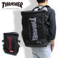 THRASHER リュック ロゴプリント バックパック スラッシャー デイパック THRASHER-THRSG7903N