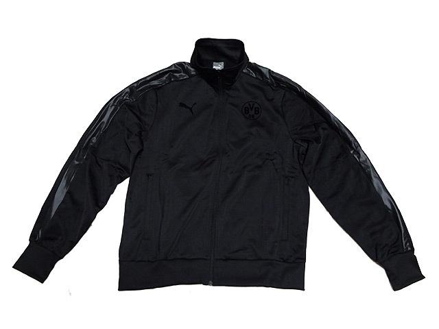 ドルトムント・トラックジャケット(ブラック)【新品】