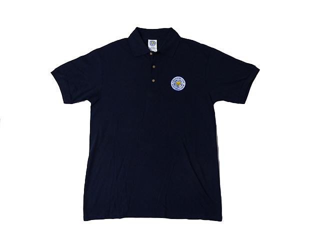 レスター:ポロシャツ(ネイビー)【新品】