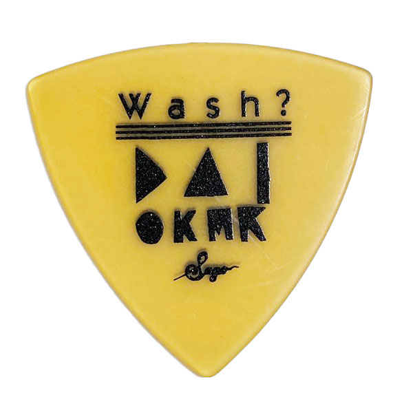 Sago(サゴ) ギターピック Wash?奥村大 ウルテム0.8mm Ver.2