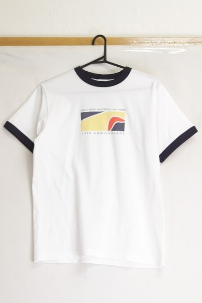 Sago 15周年記念 オリジナルロゴTシャツ