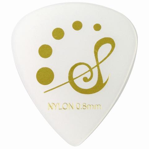 Sago(サゴ) ギターピック Teardrop ナイロン0.8mm