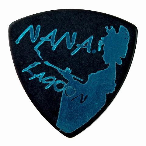 Sago(サゴ) ギターピック LAGOON NANA. 1.0mm
