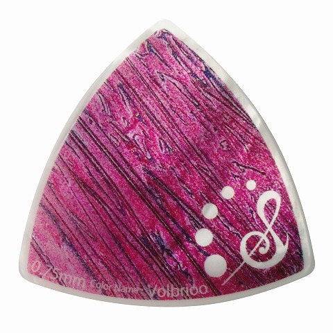 Sago(サゴ) ギターピック Wrapick Triangle Volbrioo0.75mm
