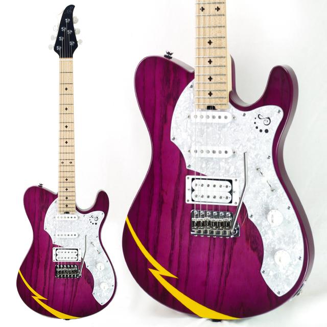 [受注生産]Sago(サゴ)エレキギター/MeriPariy Grande16/NAGISAシグネイチャーモデル/本人同仕様/GIRLFRIEND