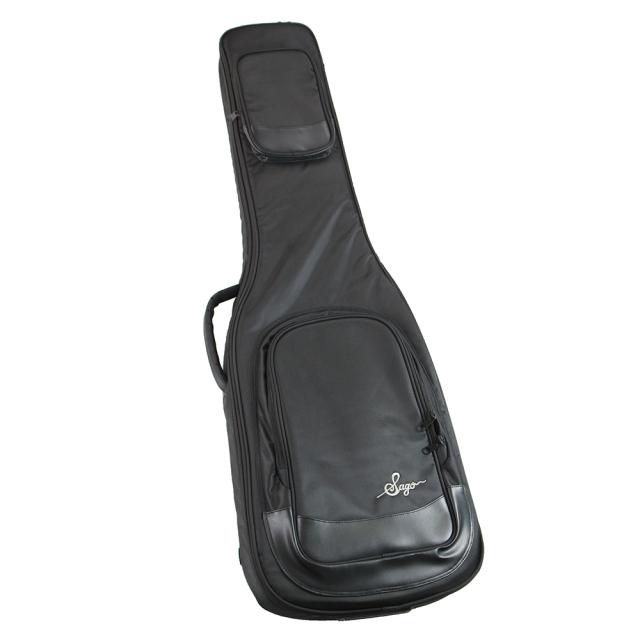 【送料無料】Sago(サゴ)エレキギター・ベース汎用ギグバック