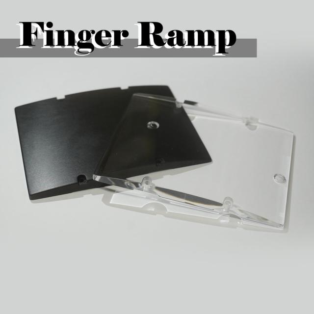 【ベーシスト必見】Finger Ramp JB汎用 穴あけなしで簡単取り付け!