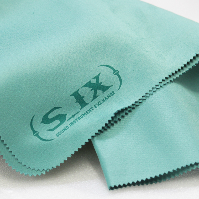 S_IX(シックス) ギタークリーニングクロス Chemi Cloth
