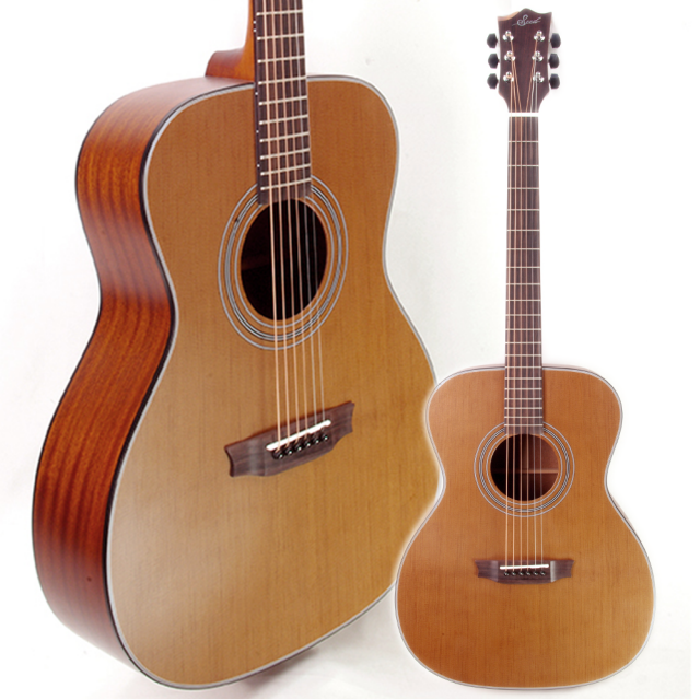 【特典あり】Seed(シード) アコースティックギター S1000-TS/Thermo Spruce Edition [サーモウッド初採用]