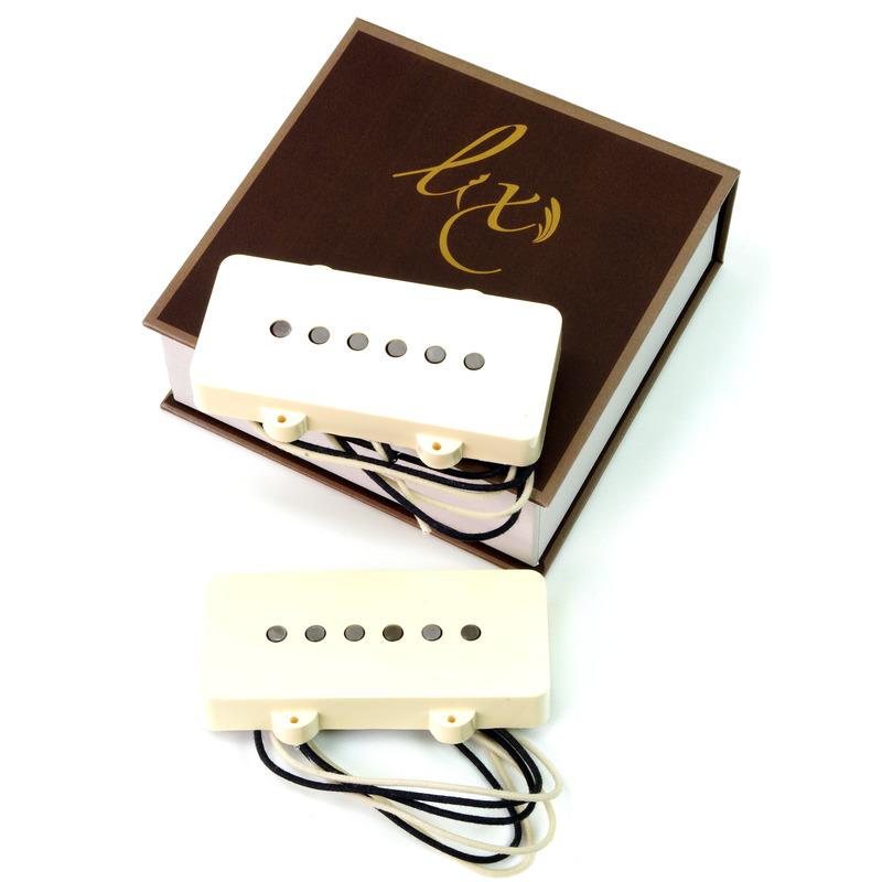 【送料無料】Lx pickups(エルエックス) エレキギター用ピックアップ Bisty-Mu -Type1【SET】
