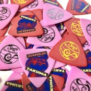 【New Model】Sago(サゴ) ギターピック ギルド TAKUMA ver.2 シグネチャーピック 5枚セット