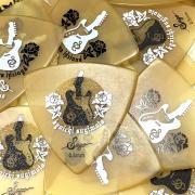 Sago(サゴ) ギターピック LA-PPISCH杉本恭一Ver.2 ウルテム0.8mm