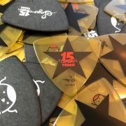 Sago(サゴ) ギターピック 鶴15thピック 0.8mm