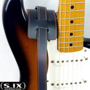 S_IX(シックス) ギターストラップ全9色 Rhombullet(ランバレット)