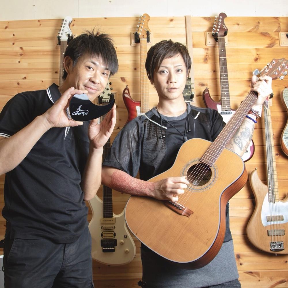 【町屋、桜村眞直筆サイン入り!】Seed(シード) アコースティックギター S1000-TS【限定6本】