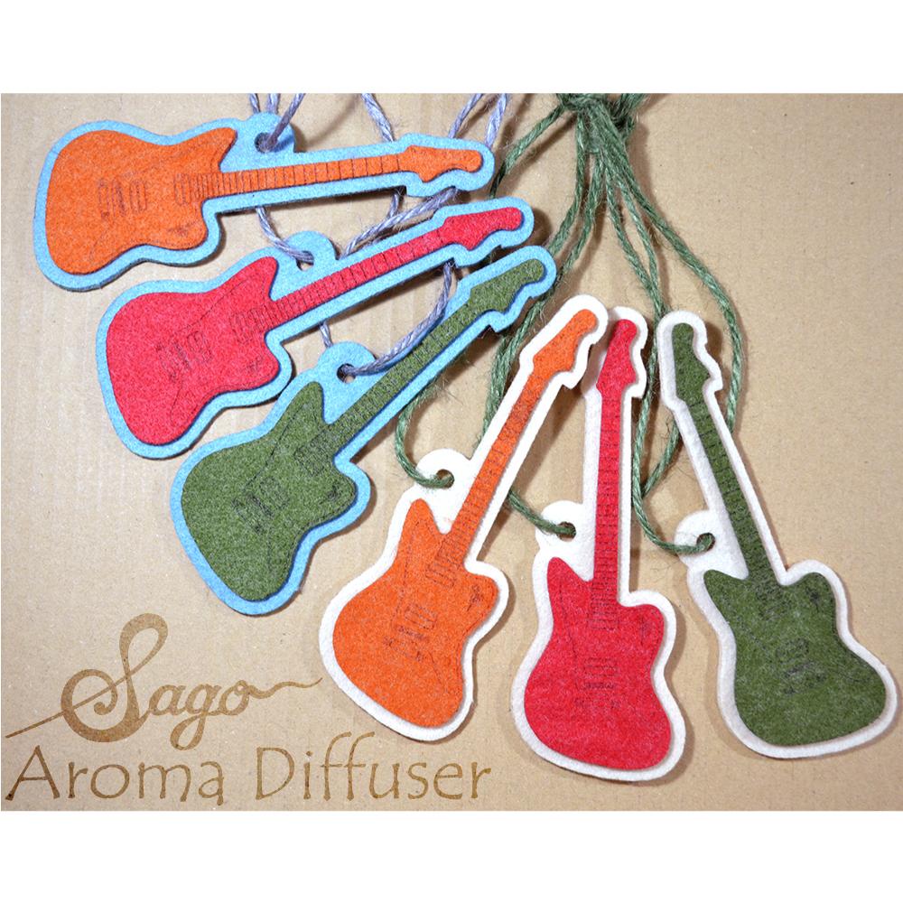 Reodell(リオデル) アロマディフューザー / Sago Guitar&Bass Ver. お好みのオイルを使用可